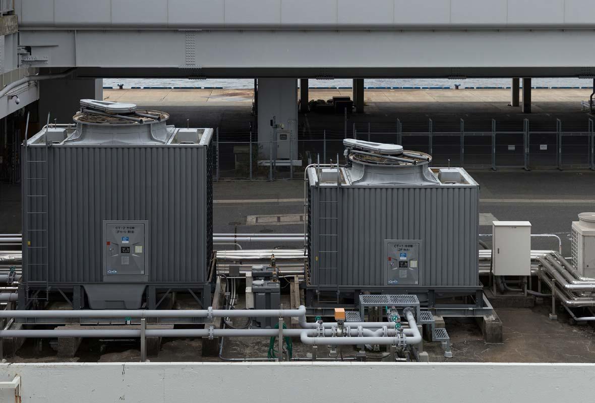 冷却/水処理システム