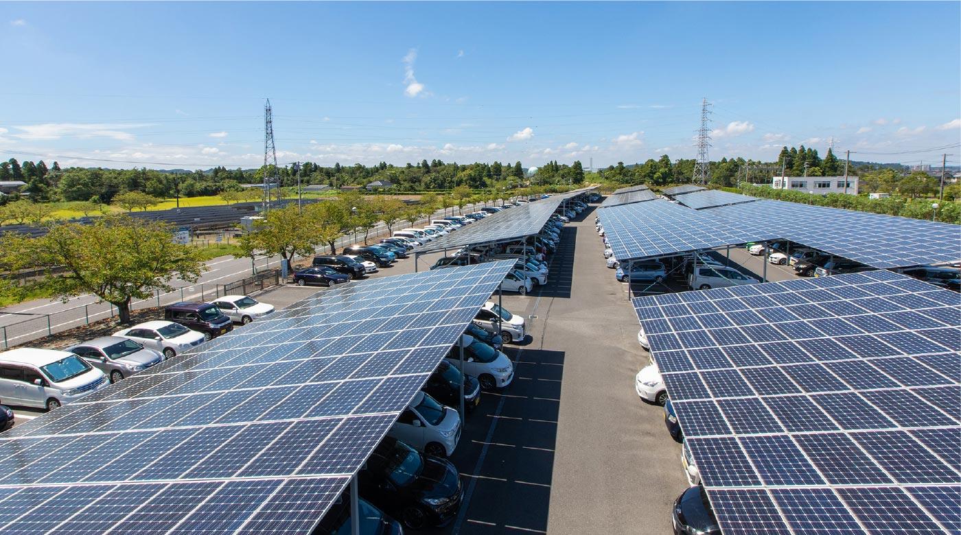 太陽光発電事業プロジェクト紹介