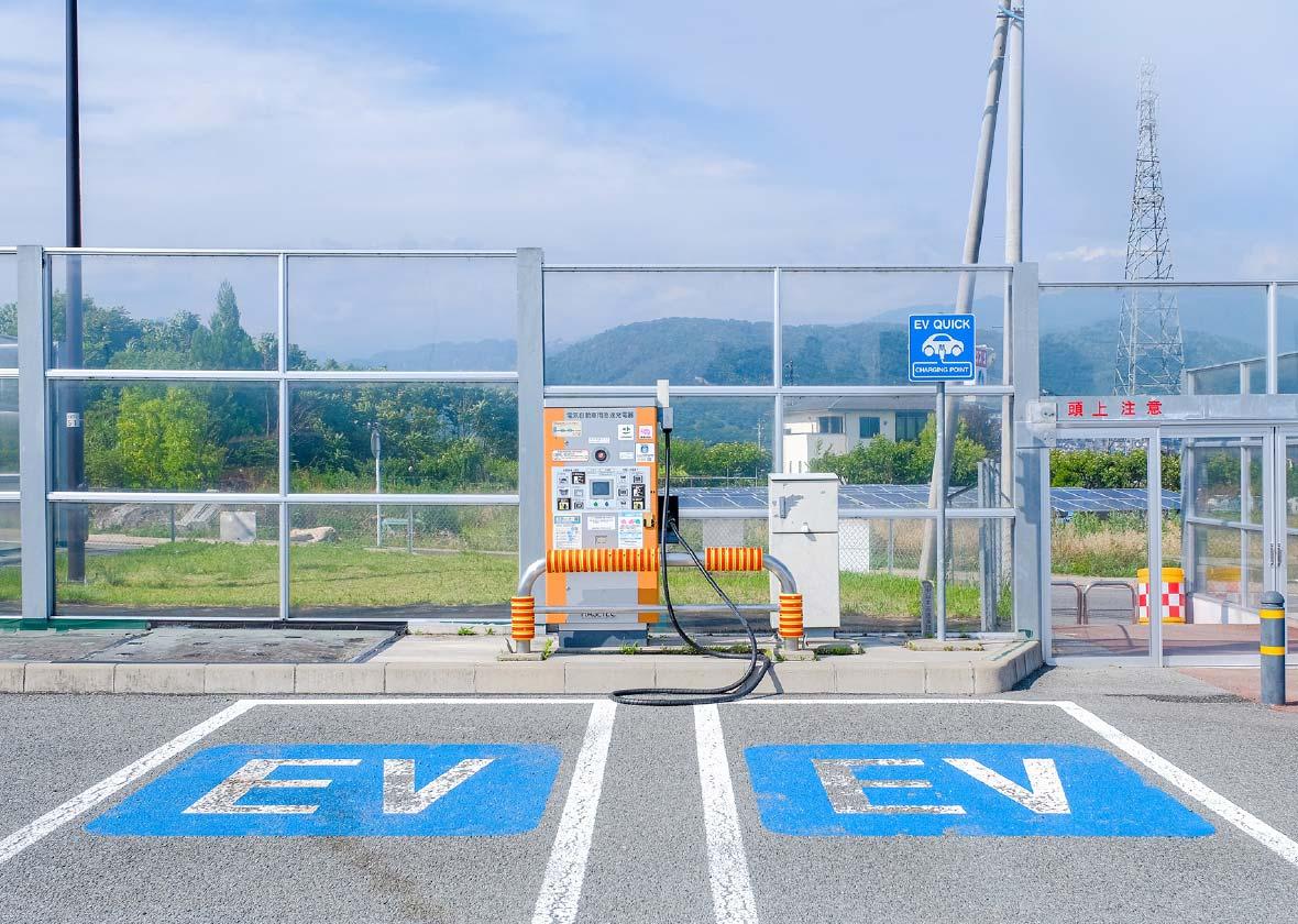 EV車用充電システム