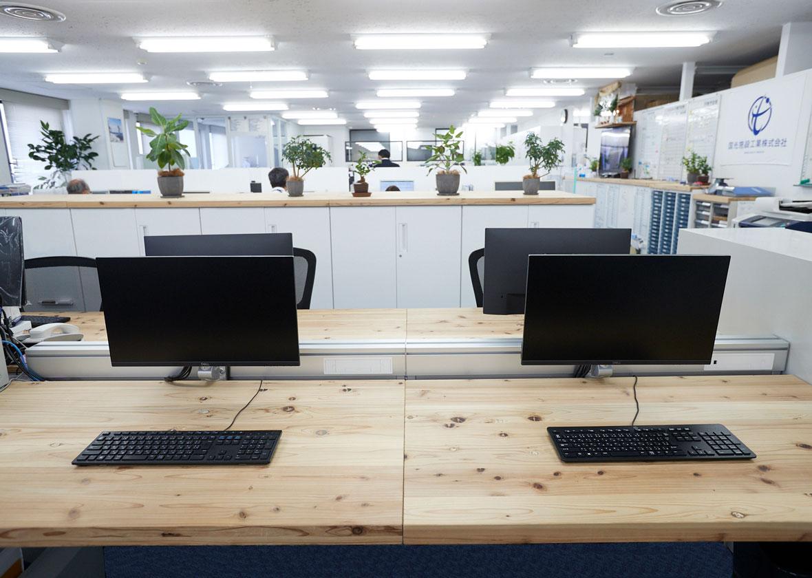 オフィス環境リノベーション